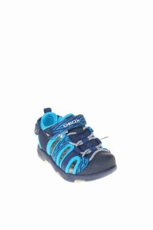 Παιδικά παπούτσια Geox, Μέγεθος 20, Χρώμα Μπλέ, Κλωστοϋφαντουργικά προϊόντα, Τιμή 27,53€