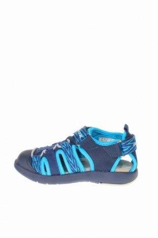 Παιδικά παπούτσια Geox, Μέγεθος 26, Χρώμα Μπλέ, Κλωστοϋφαντουργικά προϊόντα, Τιμή 27,53€