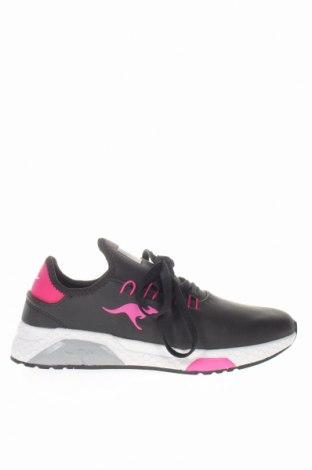 Детски обувки Kangaroos, Размер 34, Цвят Черен, Текстил, Цена 39,60лв.