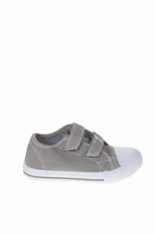 Παιδικά παπούτσια Orchestra, Μέγεθος 29, Χρώμα Γκρί, Κλωστοϋφαντουργικά προϊόντα, Τιμή 10,10€