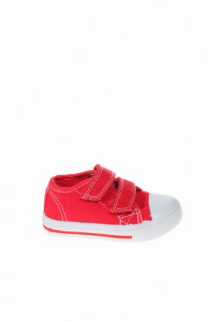Παιδικά παπούτσια Orchestra, Μέγεθος 20, Χρώμα Κόκκινο, Κλωστοϋφαντουργικά προϊόντα, Τιμή 18,95€