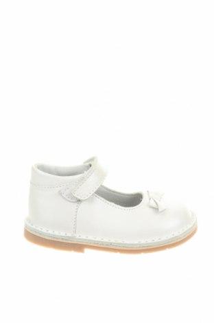 Παιδικά παπούτσια Saxo Blues, Μέγεθος 23, Χρώμα Λευκό, Γνήσιο δέρμα, Τιμή 23,62€