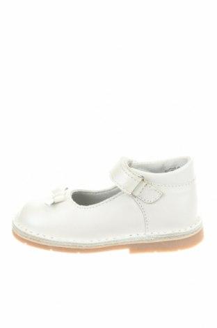 Детски обувки Saxo Blues, Размер 23, Цвят Бял, Естествена кожа, Цена 59,25лв.