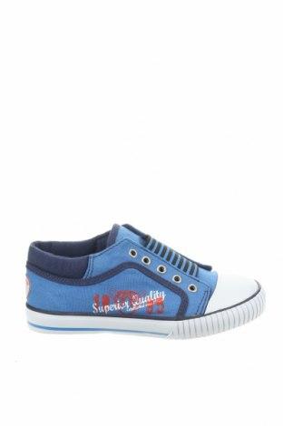 Детски обувки Saxo Blues, Размер 29, Цвят Син, Текстил, Цена 21,07лв.
