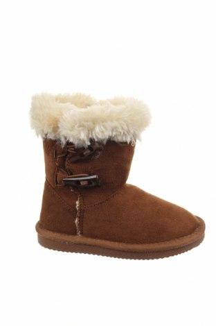 Παιδικά παπούτσια Saxo Blues, Μέγεθος 28, Χρώμα Καφέ, Κλωστοϋφαντουργικά προϊόντα, Τιμή 17,43€