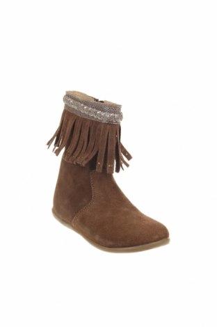 Παιδικά παπούτσια Saxo Blues, Μέγεθος 27, Χρώμα Καφέ, Φυσικό σουέτ, Τιμή 12,76€