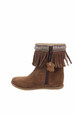 Παιδικά παπούτσια Saxo Blues, Μέγεθος 27, Χρώμα Καφέ, Φυσικό σουέτ, Τιμή 12,25€