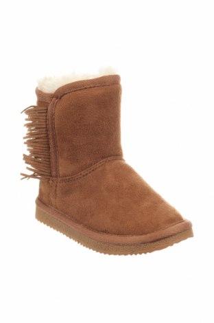 Παιδικά παπούτσια Saxo Blues, Μέγεθος 25, Χρώμα Καφέ, Κλωστοϋφαντουργικά προϊόντα, Τιμή 15,65€