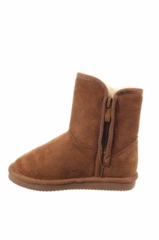 Παιδικά παπούτσια Saxo Blues, Μέγεθος 29, Χρώμα Καφέ, Κλωστοϋφαντουργικά προϊόντα, Τιμή 11,38€