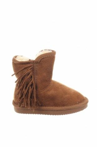 Παιδικά παπούτσια Saxo Blues, Μέγεθος 24, Χρώμα Καφέ, Κλωστοϋφαντουργικά προϊόντα, Τιμή 15,65€
