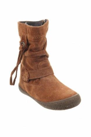 Παιδικά παπούτσια Saxo Blues, Μέγεθος 27, Χρώμα Καφέ, Φυσικό σουέτ, Τιμή 13,30€