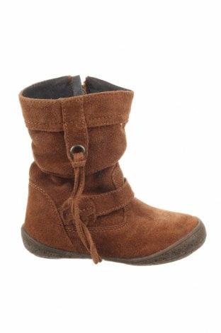 Παιδικά παπούτσια Saxo Blues, Μέγεθος 26, Χρώμα Καφέ, Φυσικό σουέτ, Τιμή 15,29€