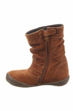 Παιδικά παπούτσια Saxo Blues, Μέγεθος 25, Χρώμα Καφέ, Φυσικό σουέτ, Τιμή 15,29€