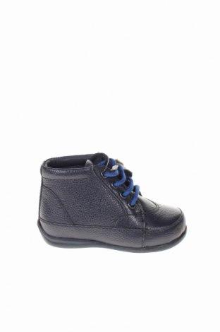 Παιδικά παπούτσια Z generation, Μέγεθος 20, Χρώμα Μπλέ, Γνήσιο δέρμα, Τιμή 16,06€