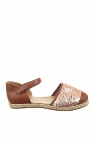 Παιδικά παπούτσια ZY kids, Μέγεθος 36, Χρώμα Καφέ, Δερματίνη, Τιμή 14,65€