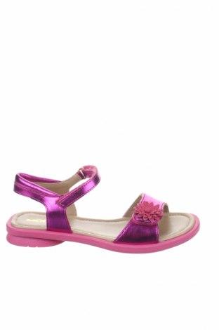 Детски сандали Mod8, Размер 35, Цвят Розов, Естествена кожа, Цена 59,25лв.