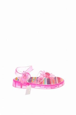 Παιδικά σανδάλια Orchestra, Μέγεθος 26, Χρώμα Ρόζ , Πολυουρεθάνης, Τιμή 14,65€