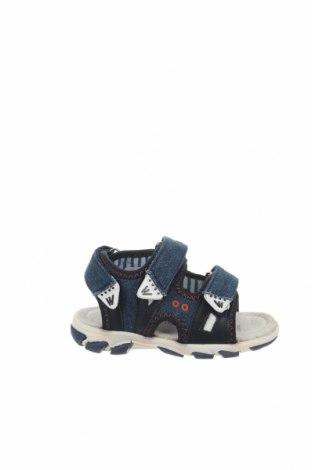Детски сандали Saxo Blues, Размер 22, Цвят Син, Текстил, еко кожа, Цена 14,70лв.