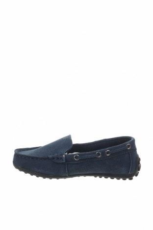 Παιδικά παπούτσια Saxo Blues, Μέγεθος 27, Χρώμα Μπλέ, Φυσικό σουέτ, Τιμή 29,87€