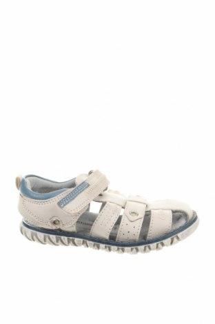 Sandale pentru copii Saxo Blues, Mărime 23, Culoare Gri, Piele naturală, Preț 50,99 Lei