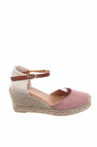 Εσπάδριλλες Maria Barcelo, Μέγεθος 38, Χρώμα Ρόζ , Κλωστοϋφαντουργικά προϊόντα, Τιμή 25,26€