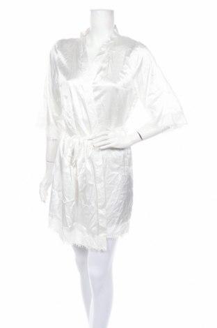 Халат Dorothy Perkins, Размер S, Цвят Бял, Полиестер, Цена 42,00лв.