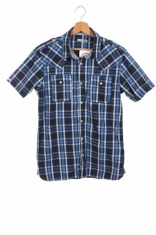 Ανδρικό πουκάμισο Best Mountain, Μέγεθος S, Χρώμα Πολύχρωμο, Βαμβάκι, Τιμή 6,64€