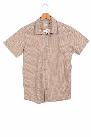 Мъжка риза Best Mountain, Размер S, Цвят Кафяв, Памук, Цена 21,07лв.