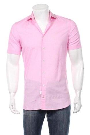 Ανδρικό πουκάμισο Van Laack, Μέγεθος S, Χρώμα Ρόζ , Βαμβάκι, Τιμή 38,64€