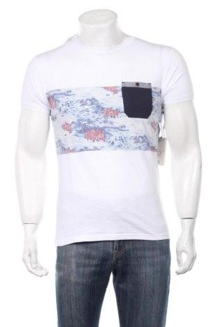 Мъжка тениска Billabong, Размер XS, Цвят Бял, 90% памук, 10% полиестер, Цена 14,00лв.