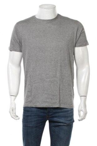 Ανδρικό t-shirt Brave Soul, Μέγεθος L, Χρώμα Γκρί, 100% βαμβάκι, Τιμή 6,20€