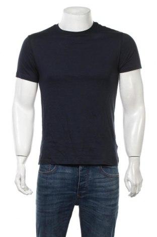Ανδρικό t-shirt Burton of London, Μέγεθος S, Χρώμα Μπλέ, Βαμβάκι, Τιμή 4,63€