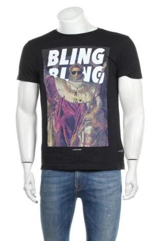 Ανδρικό t-shirt Japan Rags by Le Temps des Cerises, Μέγεθος S, Χρώμα Μαύρο, 100% βαμβάκι, Τιμή 23,12€