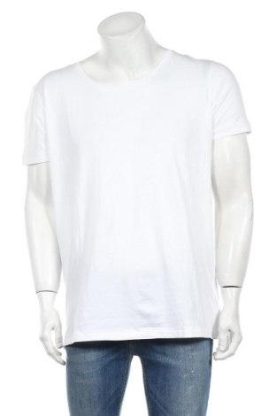 Ανδρικό t-shirt Knowledge Cotton Apparel, Μέγεθος XL, Χρώμα Λευκό, Βαμβάκι, Τιμή 19,77€