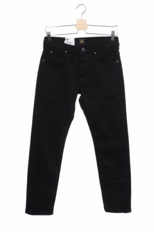 Мъжки дънки Lee, Размер S, Цвят Черен, 98% памук, 2% еластан, Цена 27,44лв.