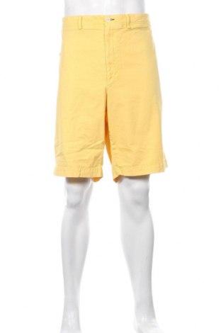 Мъжки къс панталон Bogner, Размер 4XL, Цвят Жълт, 96% памук, 4% еластан, Цена 71,40лв.