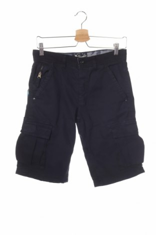 Мъжки къс панталон Celio, Размер S, Цвят Син, Цена 25,97лв.