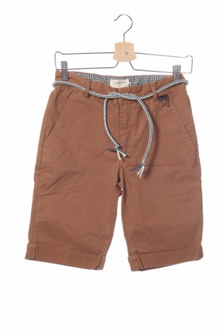 Ανδρικό κοντό παντελόνι Eleven Paris, Μέγεθος XS, Χρώμα Καφέ, 100% βαμβάκι, Τιμή 10,18€