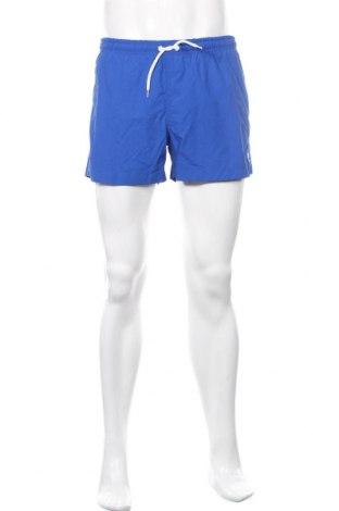 Ανδρικό κοντό παντελόνι Knowledge Cotton Apparel, Μέγεθος M, Χρώμα Μπλέ, Πολυαμίδη, Τιμή 30,84€