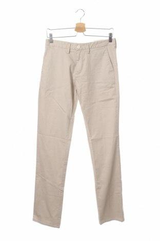 Ανδρικό παντελόνι Celio, Μέγεθος S, Χρώμα Γκρί, 98% βαμβάκι, 2% ελαστάνη, Τιμή 4,83€