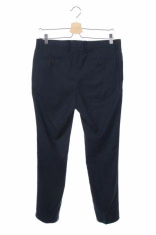 Мъжки панталон Kiomi, Размер M, Цвят Син, 70% полиестер, 30% вискоза, Цена 48,00лв.