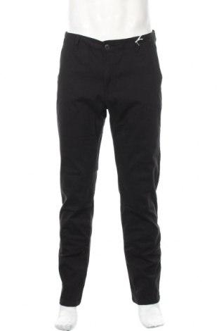 Ανδρικό παντελόνι Kiomi, Μέγεθος M, Χρώμα Μαύρο, 98% βαμβάκι, 2% ελαστάνη, Τιμή 14,41€