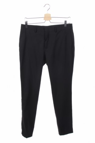 Мъжки панталон Kiomi, Размер M, Цвят Черен, 70% полиестер, 30% вискоза, Цена 10,02лв.