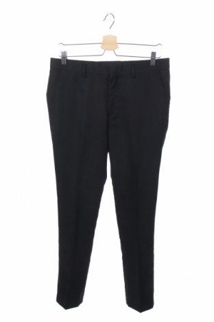 Мъжки панталон Kiomi, Размер M, Цвят Черен, Полиестер, Цена 42,00лв.