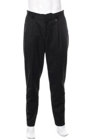 Ανδρικό παντελόνι Topman, Μέγεθος M, Χρώμα Μαύρο, Πολυεστέρας, Τιμή 5,03€