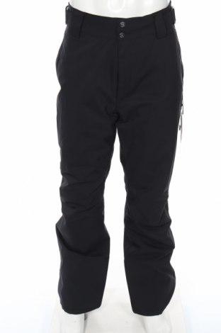 Мъжки панталон за зимни спортове Sun Valley, Размер L, Цвят Черен, Полиестер, Цена 76,97лв.