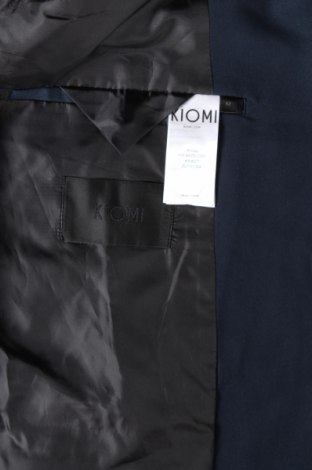 Мъжко сако Kiomi, Размер L, Цвят Син, 70% полиестер, 30% вискоза, Цена 15,48лв.