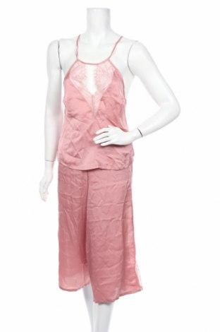 Пижама Anna Field, Размер S, Цвят Розов, Полиестер, Цена 24,48лв.