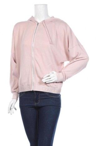Пижама Calvin Klein, Размер XS, Цвят Розов, 95% памук, 5% еластан, Цена 61,74лв.