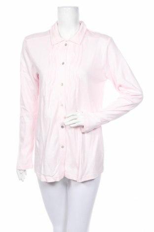Пижама Canat, Размер L, Цвят Розов, Памук, Цена 73,50лв.